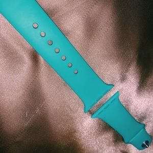 Teal Apple Watch Band